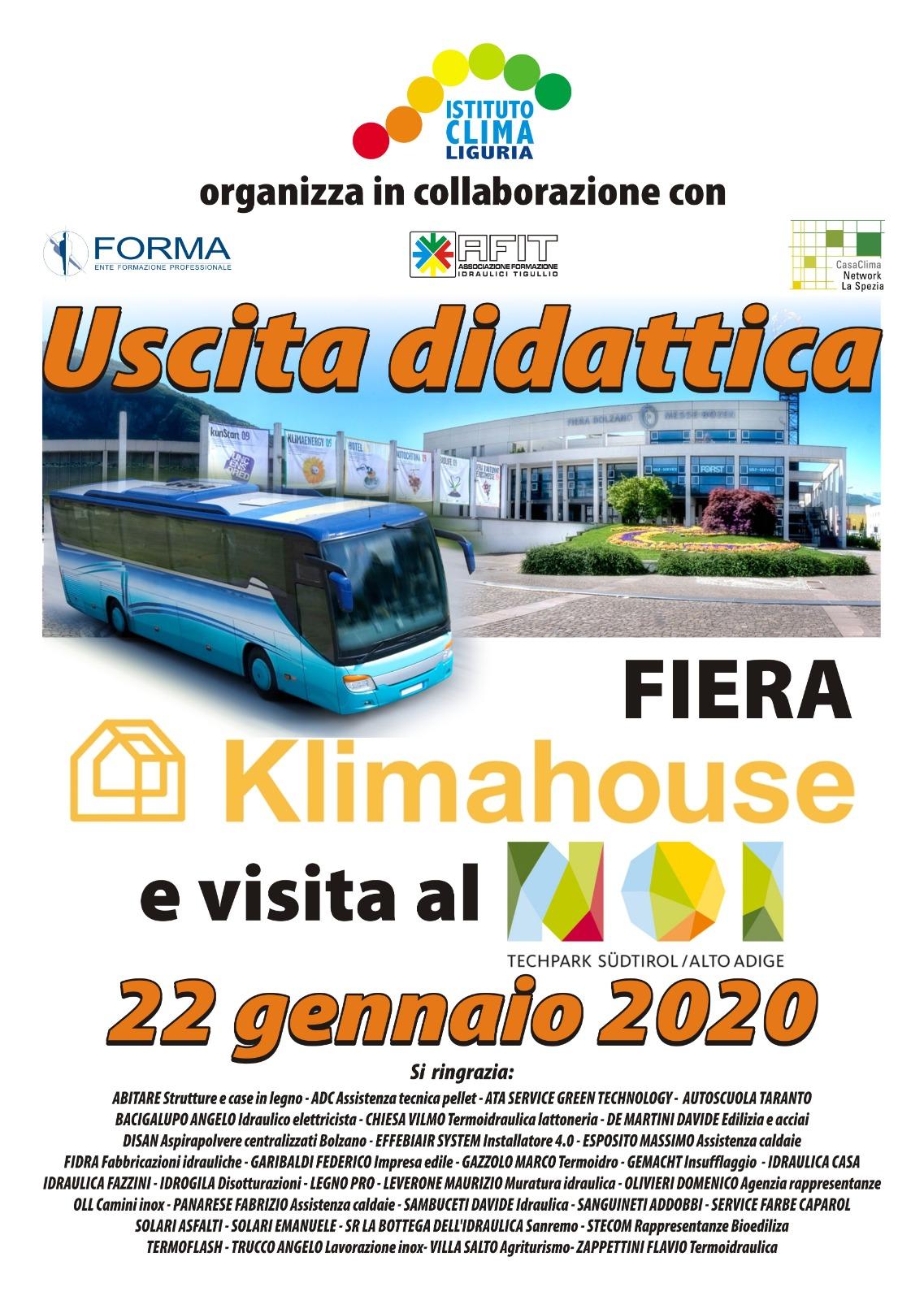 Visita Klimahouse